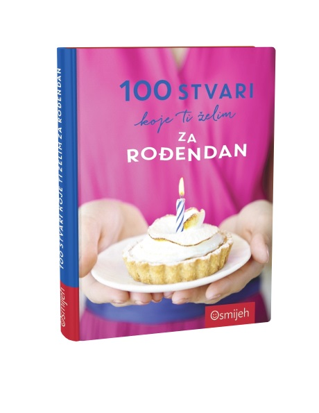 spomenari za rodjendan Naša Djeca • 100 stvari koje ti želim za rođendan spomenari za rodjendan